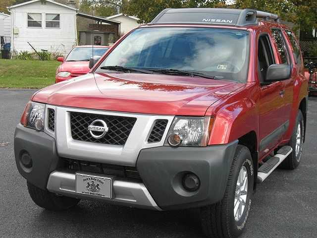 Nissan Xterra 2014 $18550.00 incacar.com