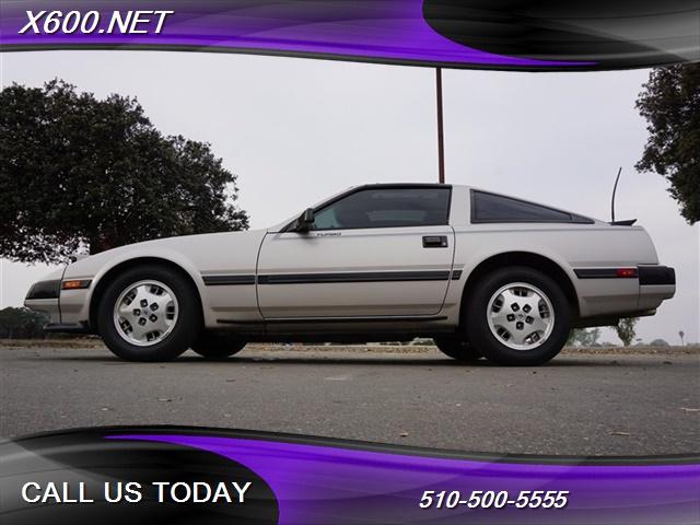 Nissan Z 1985 $7500.00 incacar.com