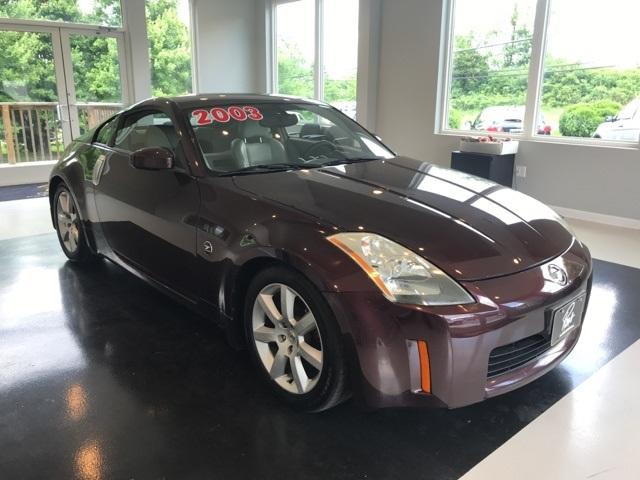 Nissan Z 2003 $9549.00 incacar.com