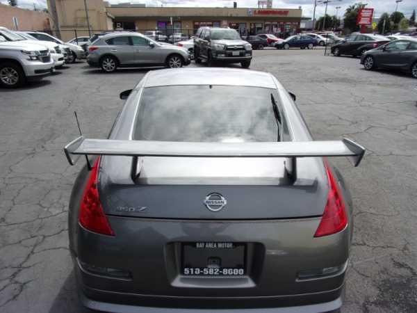 Nissan Z 2007 $16995.00 incacar.com
