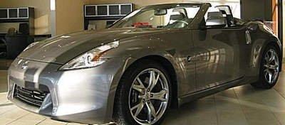Nissan Z 2010 $34250.00 incacar.com
