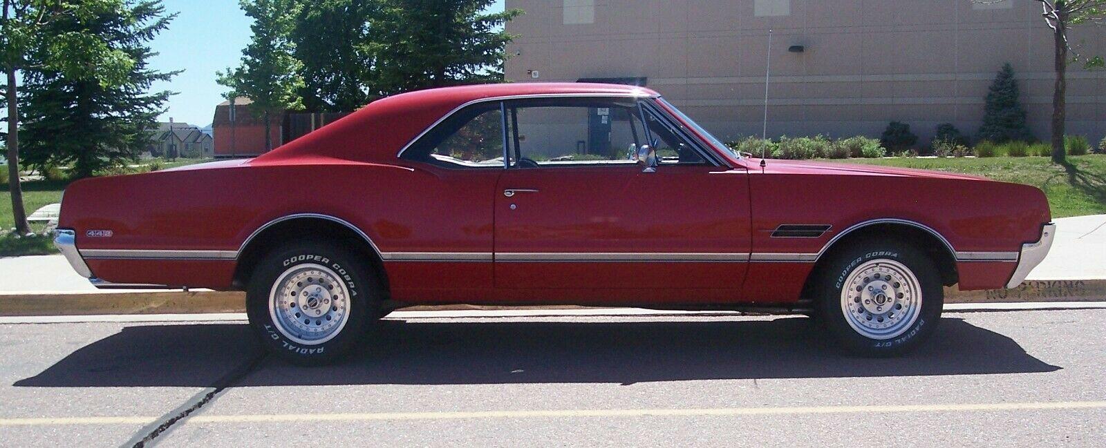1966 Oldsmobile 442 $39999 00 for sale in Colorado Springs