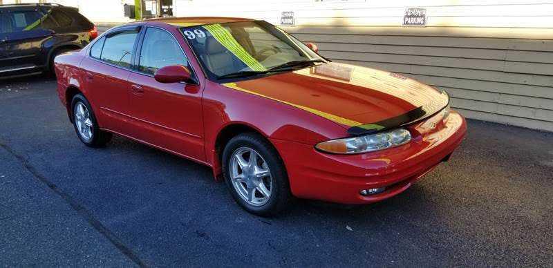 Oldsmobile Alero 1999 $3299.00 incacar.com