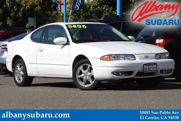 Oldsmobile Alero 1999 $3495.00 incacar.com