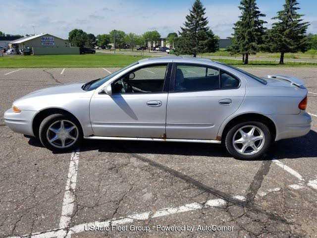 Oldsmobile Alero 2001 $980.00 incacar.com