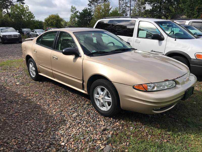 Oldsmobile Alero 2003 $1295.00 incacar.com