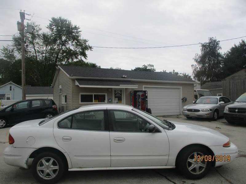 Oldsmobile Alero 2004 $1487.00 incacar.com