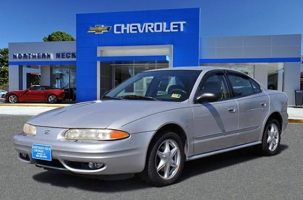 Northern Neck Chevrolet >> 2004 Oldsmobile Alero 3995 00 For Sale In Montross Va