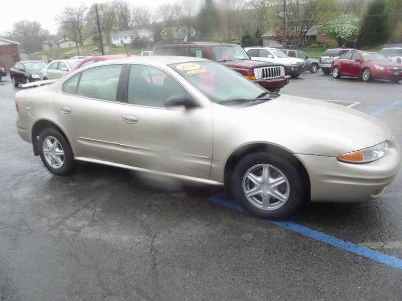 Oldsmobile Alero 2004 $2995.00 incacar.com