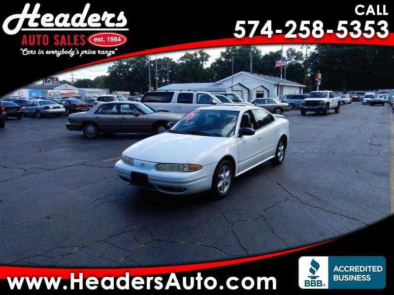 Oldsmobile Alero 2004 $1450.00 incacar.com