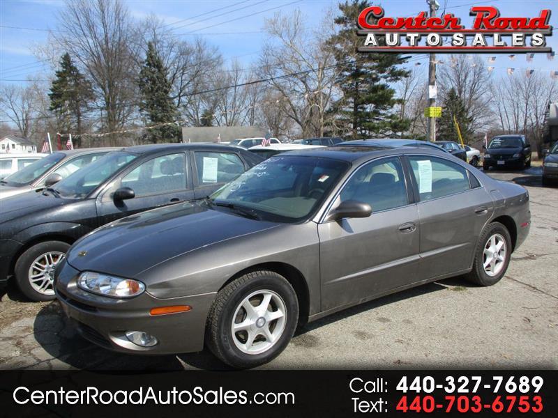 Oldsmobile Aurora 2001 $3295.00 incacar.com