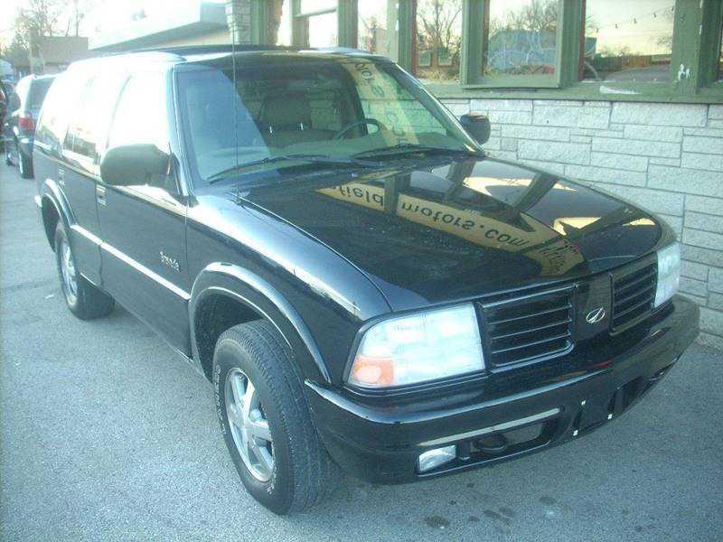 Oldsmobile Bravada 1999 $5995.00 incacar.com