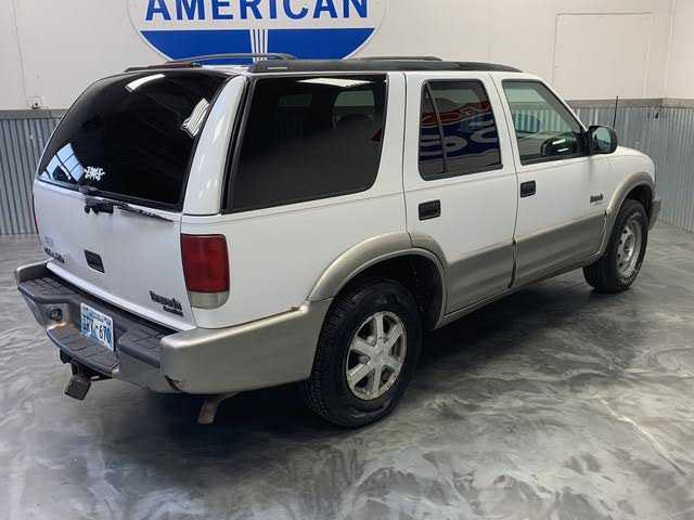 Oldsmobile Bravada 2000 $2700.00 incacar.com