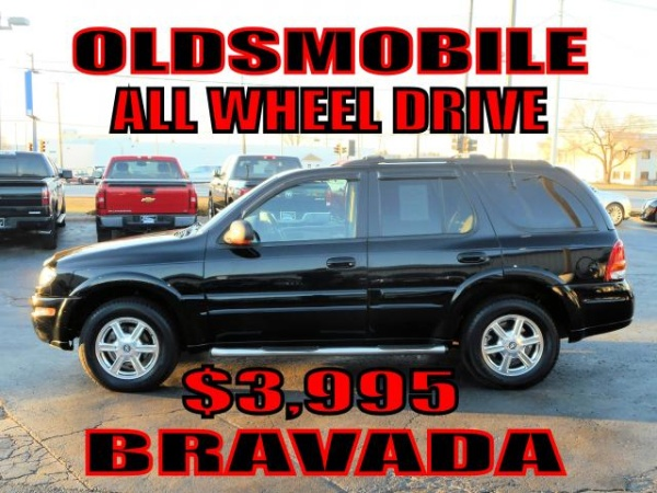 Oldsmobile Bravada 2003 $3995.00 incacar.com