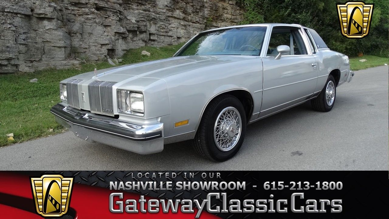 Oldsmobile Cutlass 1979 $10995.00 incacar.com