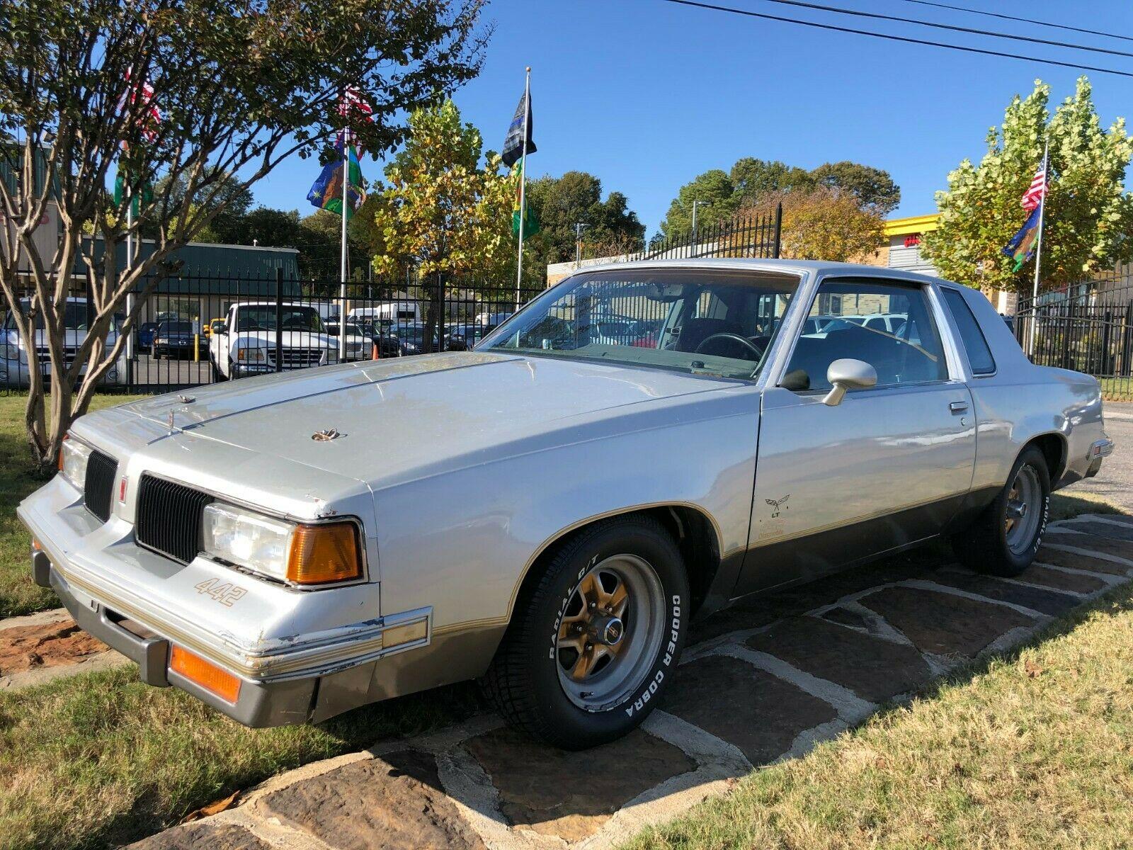 used Oldsmobile Cutlass 1987 vin: 1G3GR1198HP308513