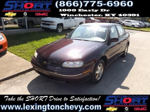 Oldsmobile Cutlass 1999 $2500.00 incacar.com