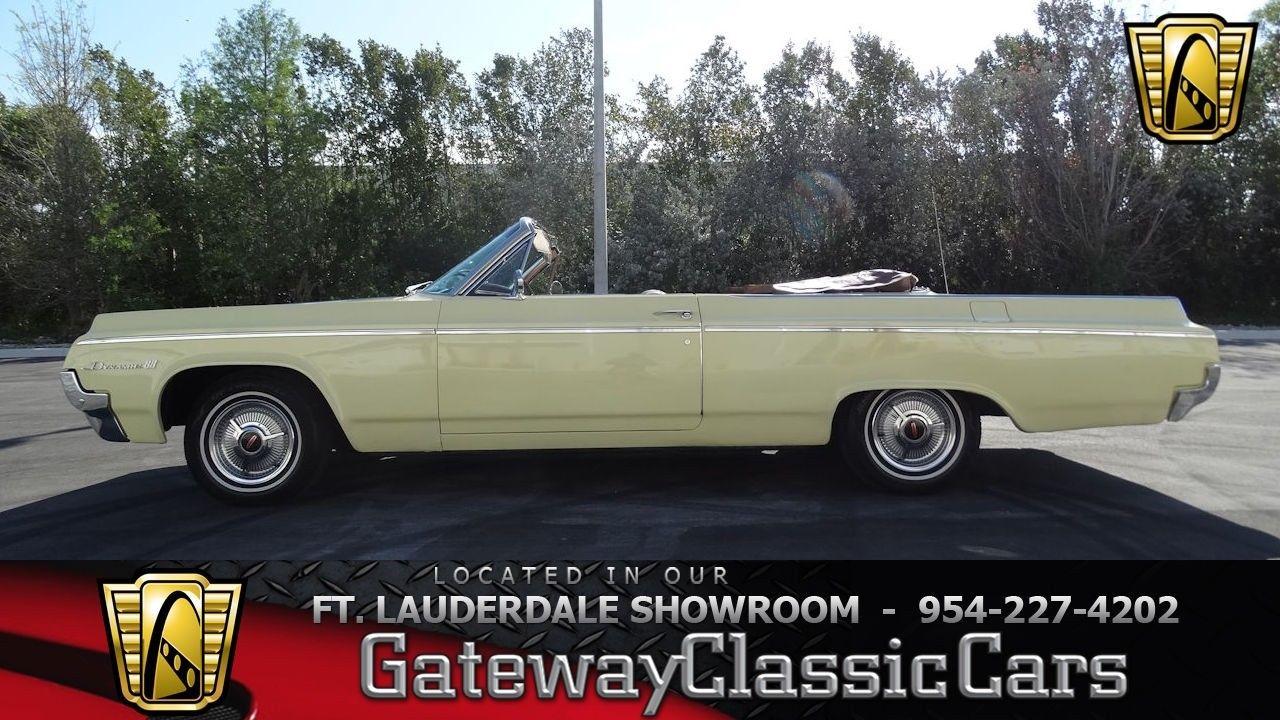 Oldsmobile Eighty-Eight 1964 $36995.00 incacar.com