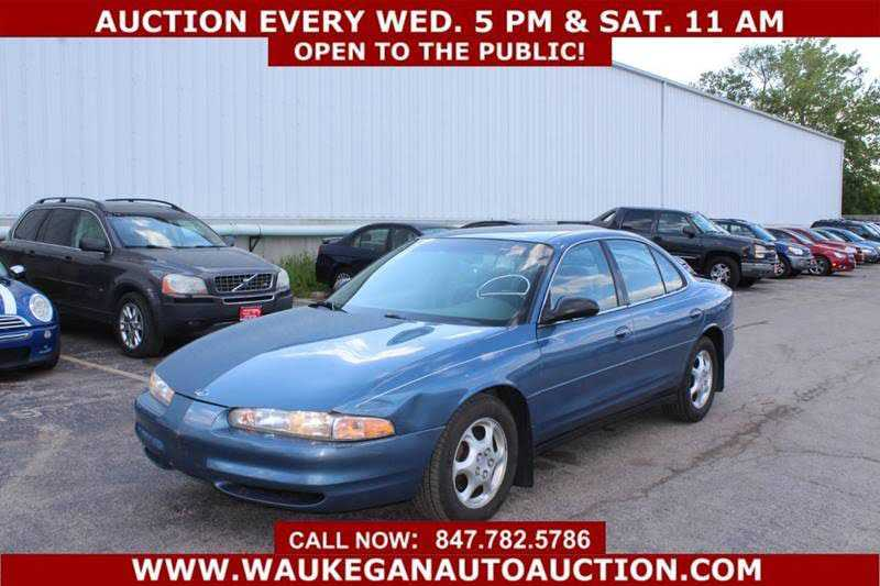 Oldsmobile Intrigue 1999 $700.00 incacar.com