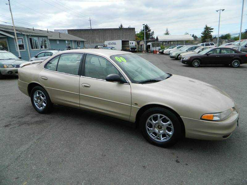 Oldsmobile Intrigue 2000 $3495.00 incacar.com