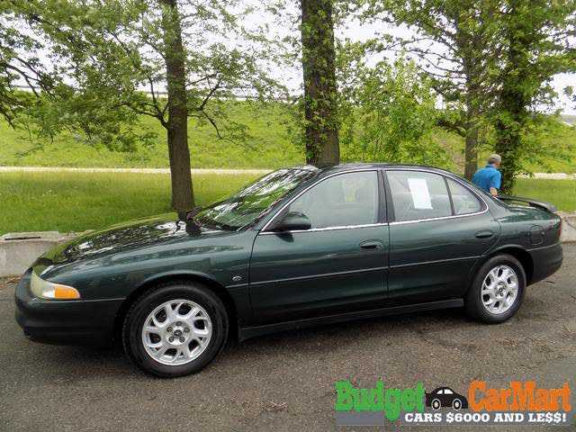 Oldsmobile Intrigue 2000 $1499.00 incacar.com
