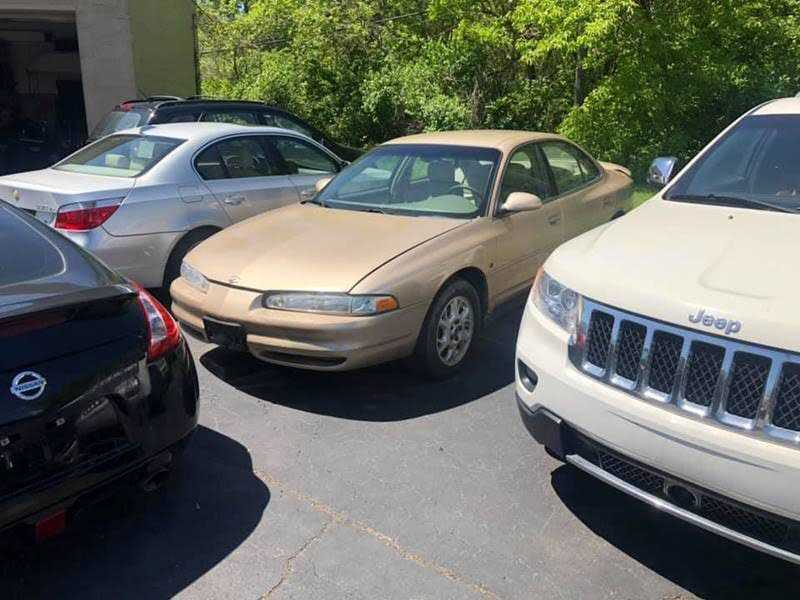 Oldsmobile Intrigue 2002 $700.00 incacar.com