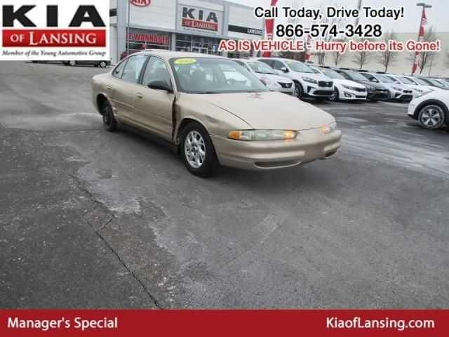 Oldsmobile Intrigue 2002 $1250.00 incacar.com