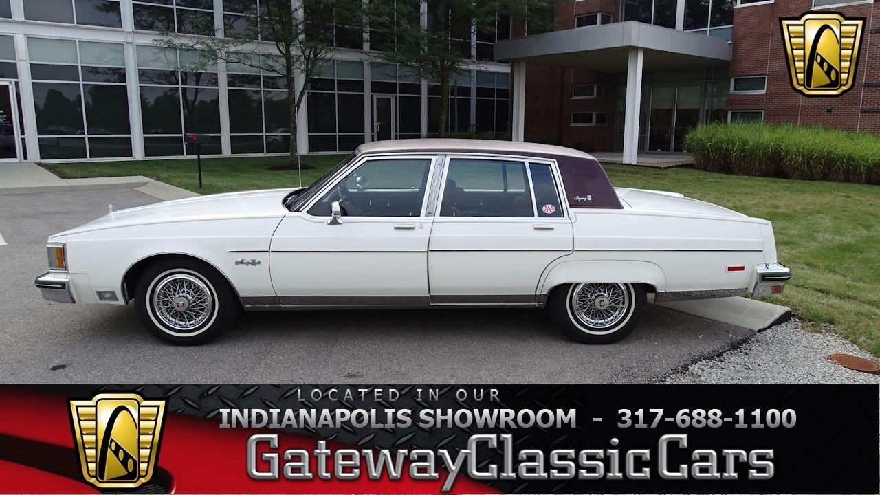 Oldsmobile Ninety-Eight 1983 $10995.00 incacar.com
