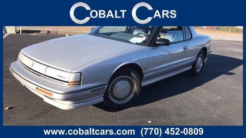 used Oldsmobile Toronado 1991 vin: 1G3EV13L1MU307095