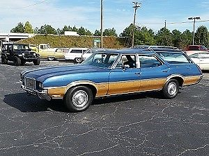 Oldsmobile Vista Cruiser 1972 $9990.00 incacar.com