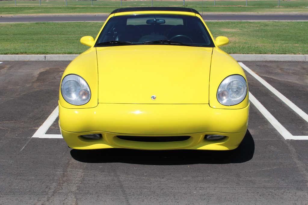 Panoz Esperante 2002 $49900.00 incacar.com