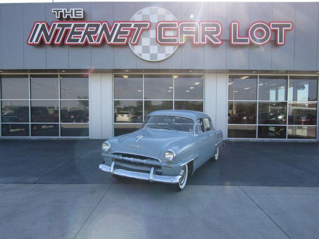 Plymouth Cranbrook 1953 $5995.00 incacar.com
