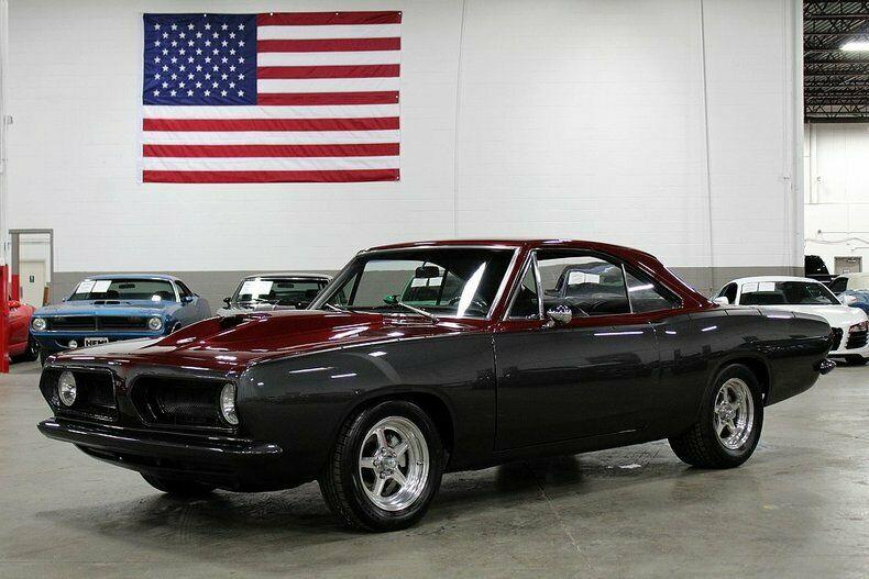 Plymouth Cuda 1967 $74900.00 incacar.com