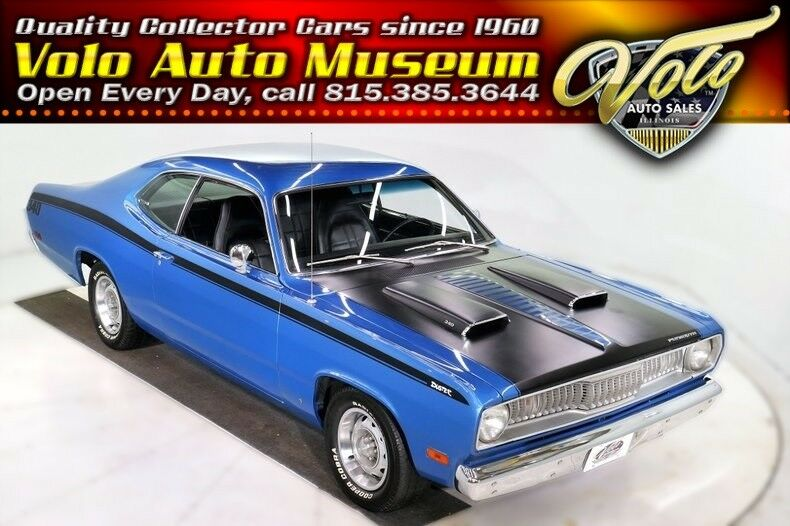Plymouth Duster 1971 $36998.00 incacar.com