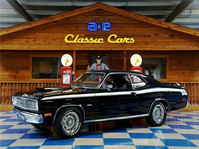 used Plymouth Duster 1972 vin: VS29H2B532951