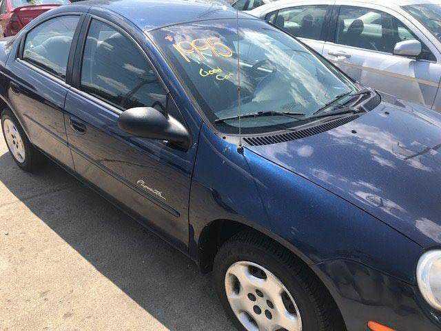 Plymouth Neon 2001 $1900.00 incacar.com