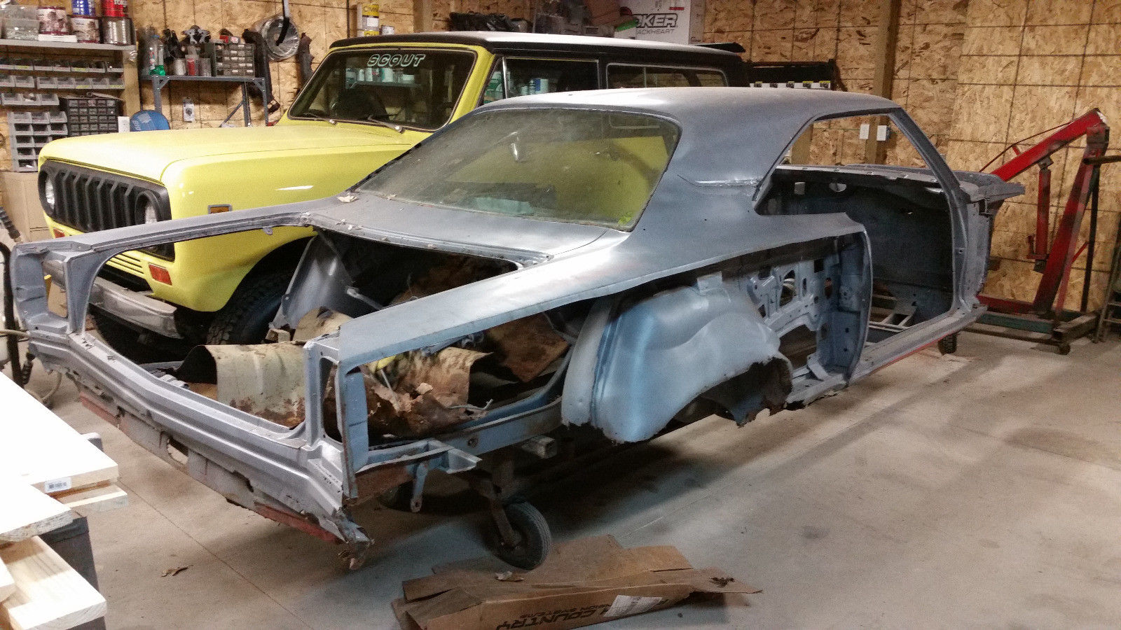 Plymouth Road Runner 1969 $1750.00 incacar.com