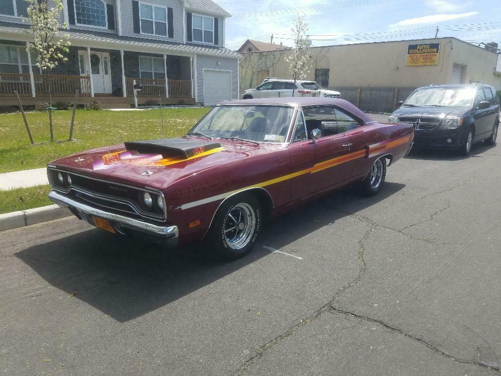 Plymouth Road Runner 1970 $28100.00 incacar.com