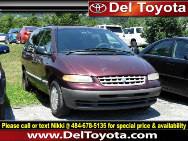 Plymouth Voyager 1998 $4266.00 incacar.com