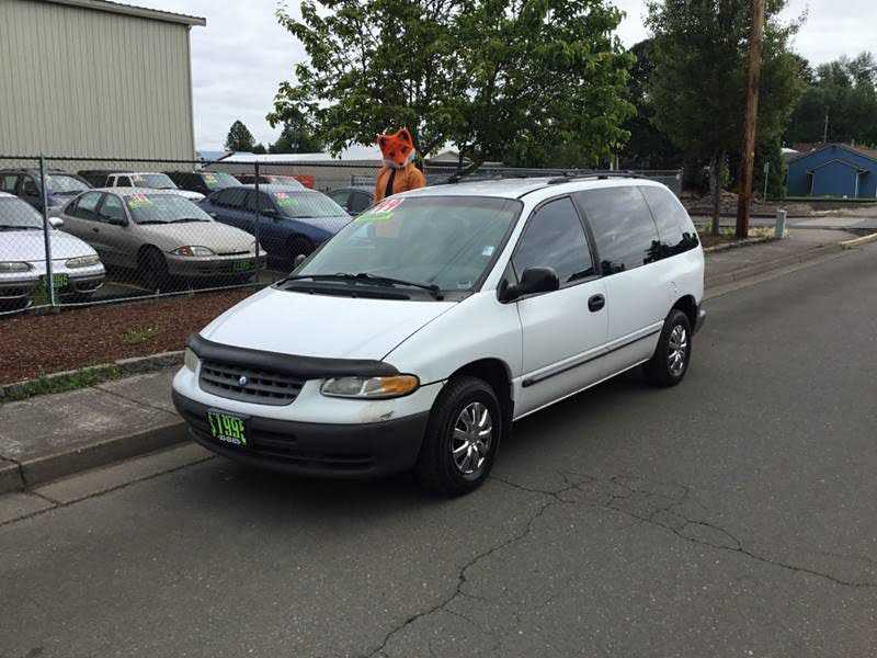Plymouth Voyager 1999 $995.00 incacar.com