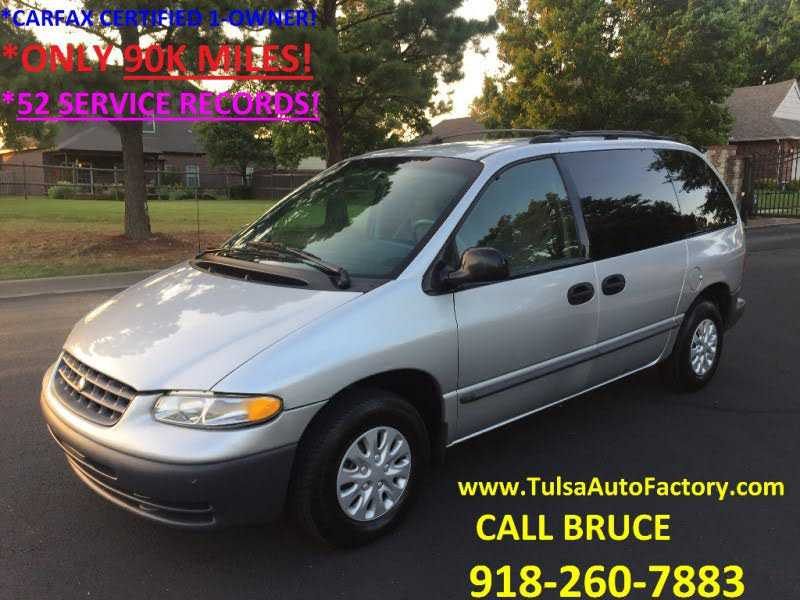 Plymouth Voyager 2000 $4499.00 incacar.com