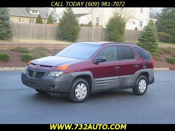 Pontiac Aztek 2001 $3000.00 incacar.com