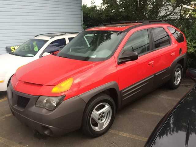 Pontiac Aztek 2001 $3497.00 incacar.com
