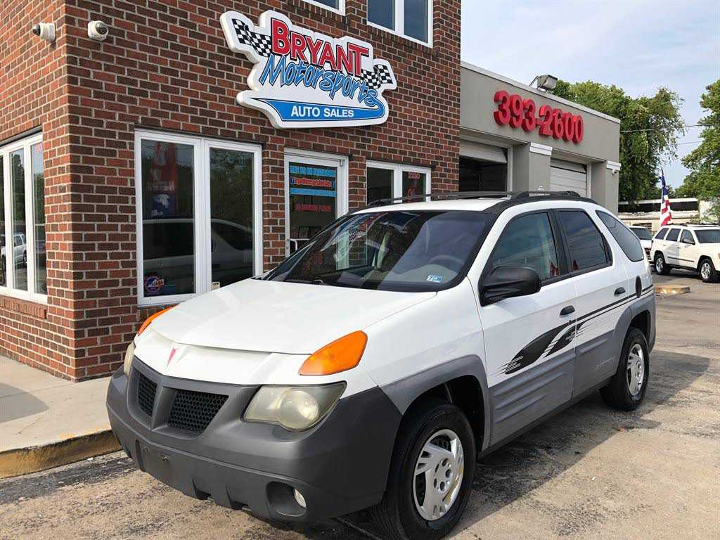 Pontiac Aztek 2001 $2995.00 incacar.com