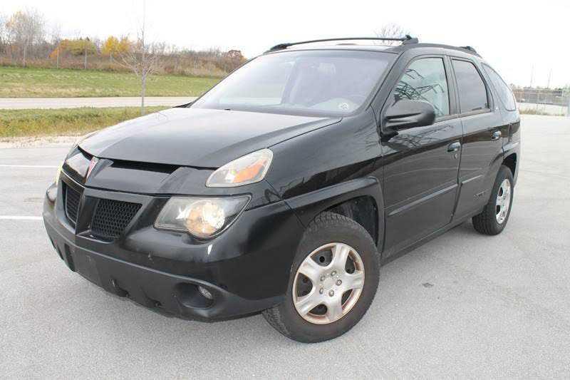 Pontiac Aztek 2002 $1295.00 incacar.com