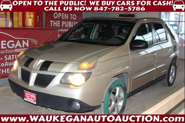 Pontiac Aztek 2003 $1600.00 incacar.com