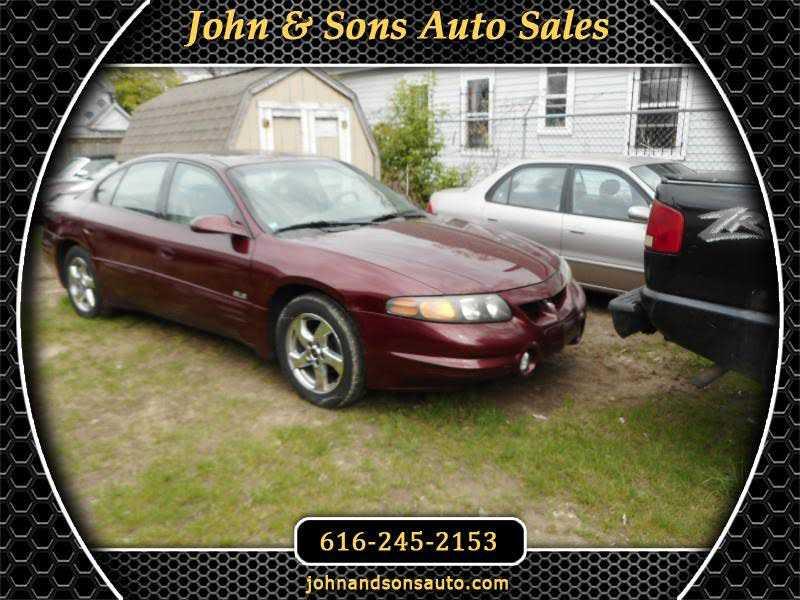 Pontiac Bonneville 2002 $1500.00 incacar.com