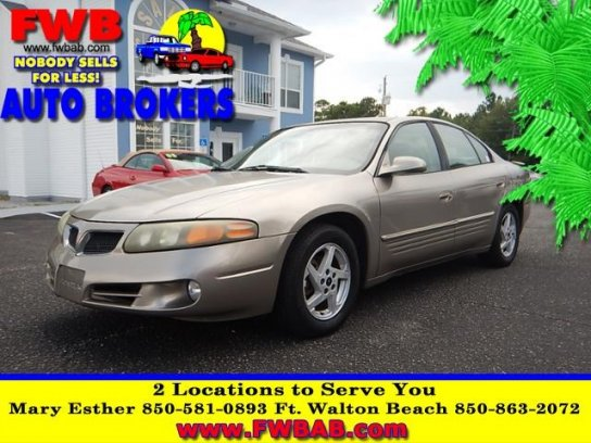 Pontiac Bonneville 2003 $2878.00 incacar.com