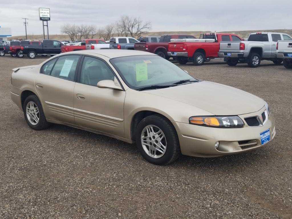 Pontiac Bonneville 2005 $3995.00 incacar.com