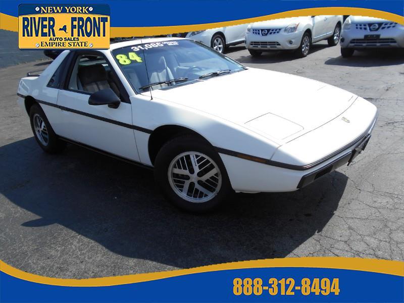 Pontiac Fiero 1984 $4995.00 incacar.com